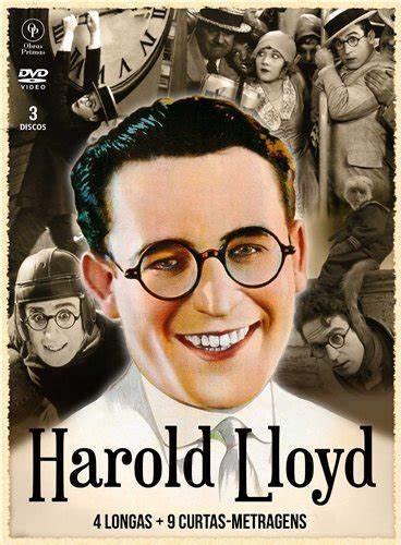 HAROLD LLOYD BOX DVD