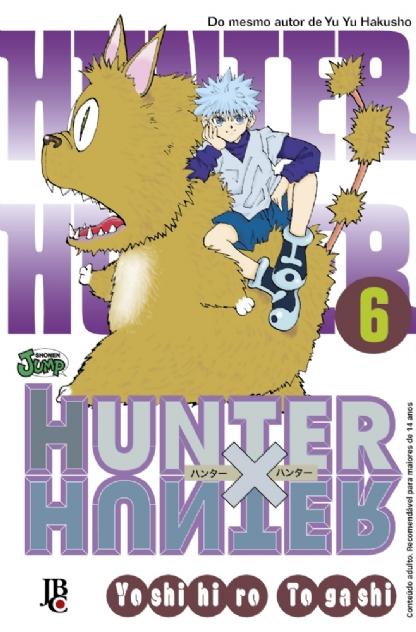 HUNTER X HUNTER VOL 6