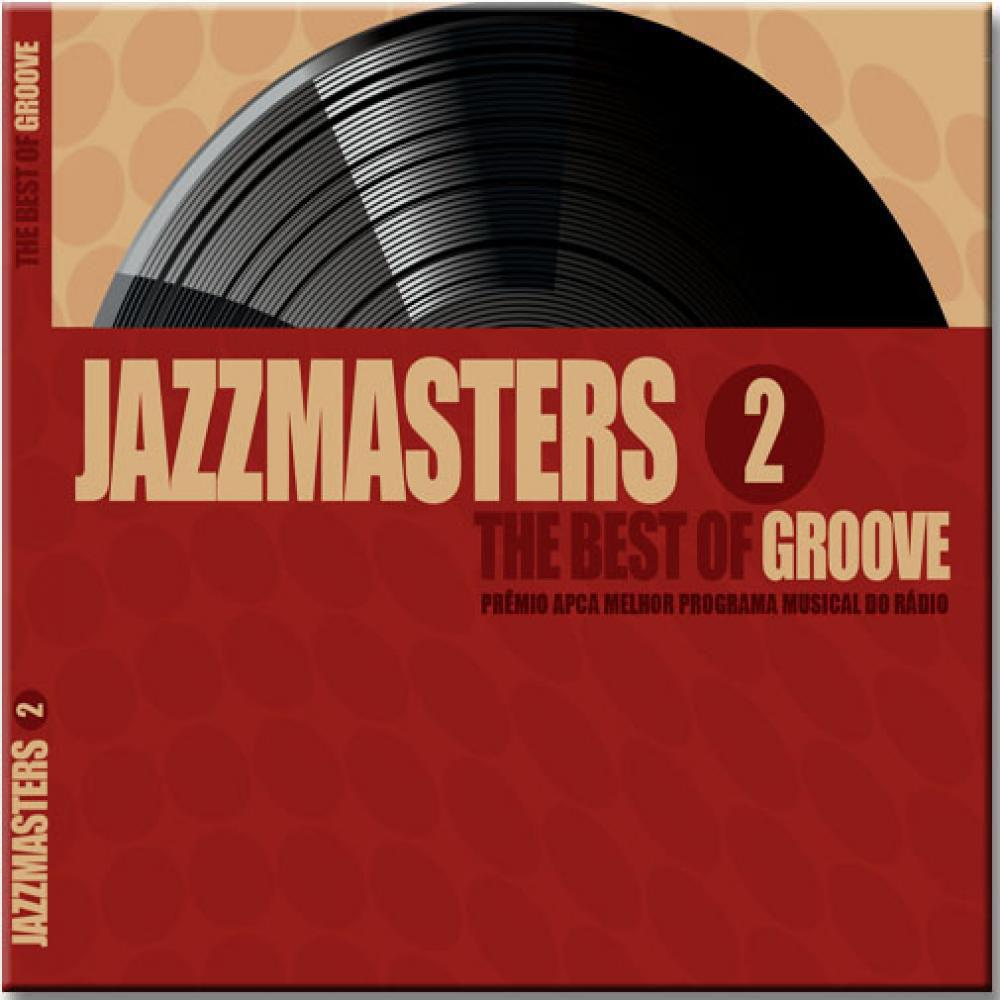 JAZZMASTERS 2 THE BEST OF GROOVE CD