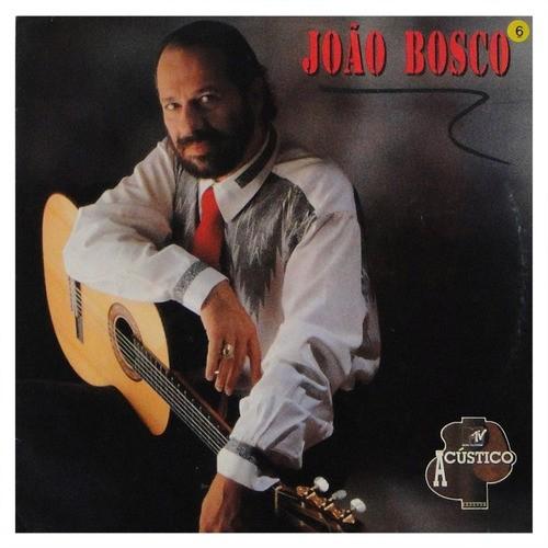 JOAO BOSCO ACUSTICO CD