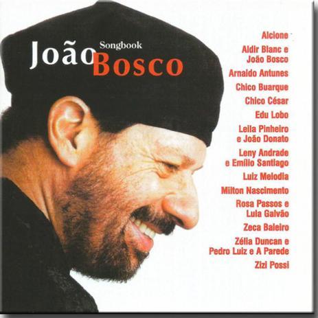 JOAO BOSCO SONGBOOK VOL. 1 CD