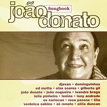 JOAO DONATO SONGBOOK VOL.3 CD