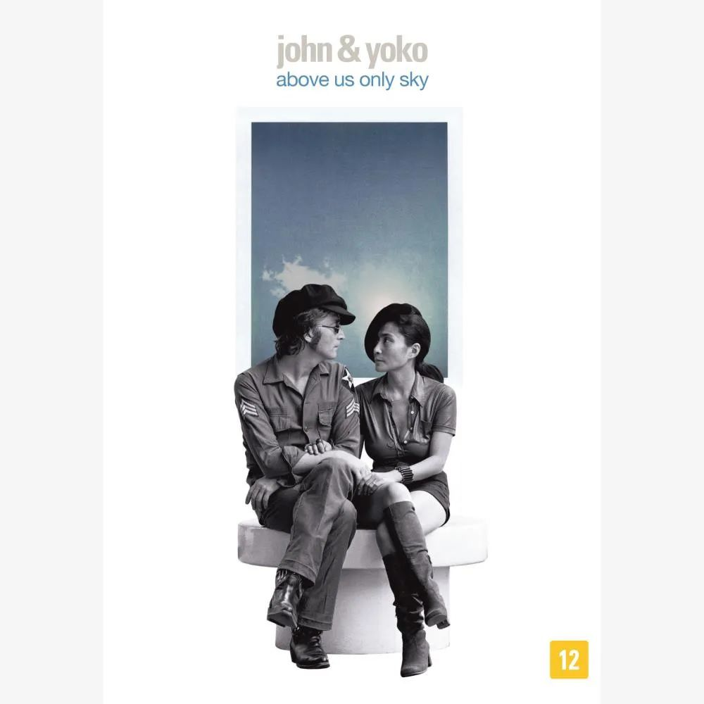 John Lennon & Yoko Ono - Above Us Only Sky - DVD