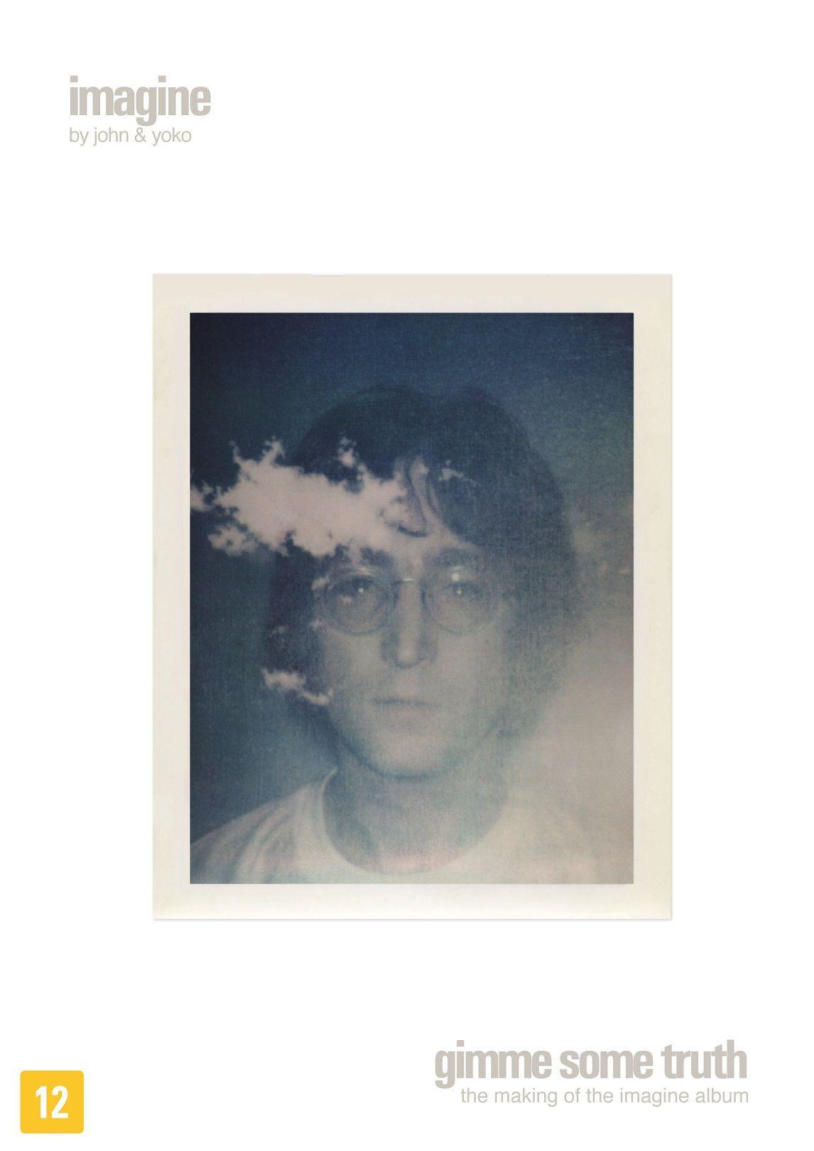 John Lennon & Yoko Ono - Imagine & Gimme Some Truth - DVD