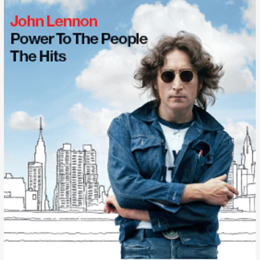 John Lennon - Power To The People / The Hits - CD