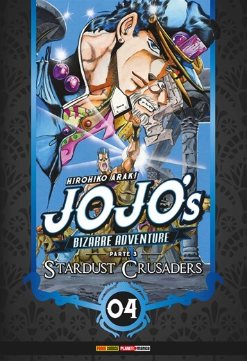JOJOS BIZARRE ADVENTURE PARTE 3 STARDUST CRUSADERS VOL 4