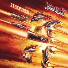JUDAS PRIEST FIREPOWER CD