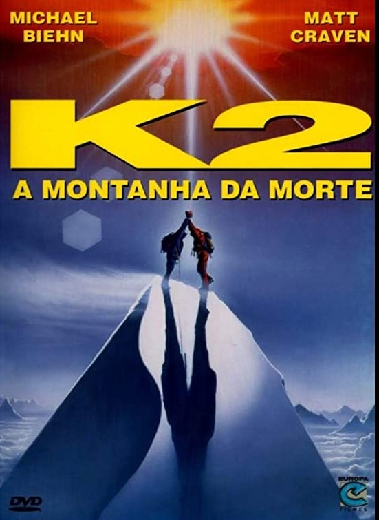 K2 A MONTANHA DA MORTE DVD