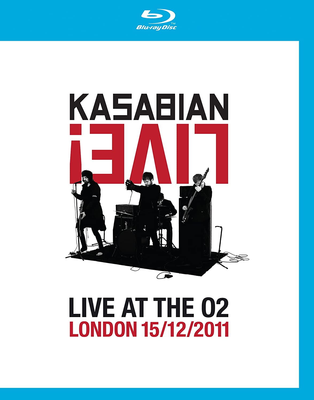 KASABIAN LIVE! LIVE AT THE O2 BLU RAY