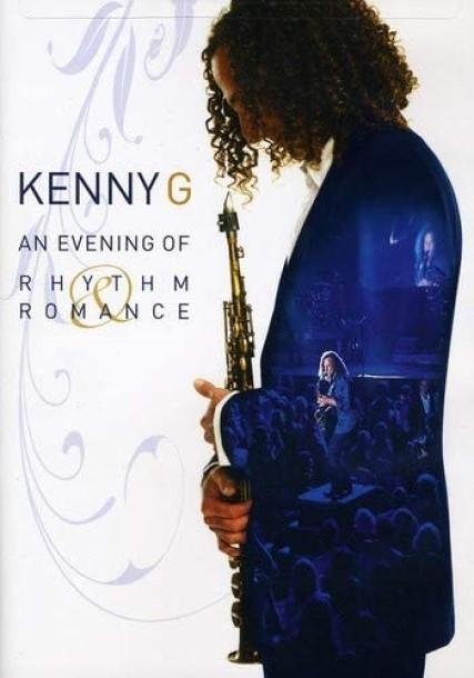 KENNY G AN EVENING OF RHYNTHM ROMANCE DVD