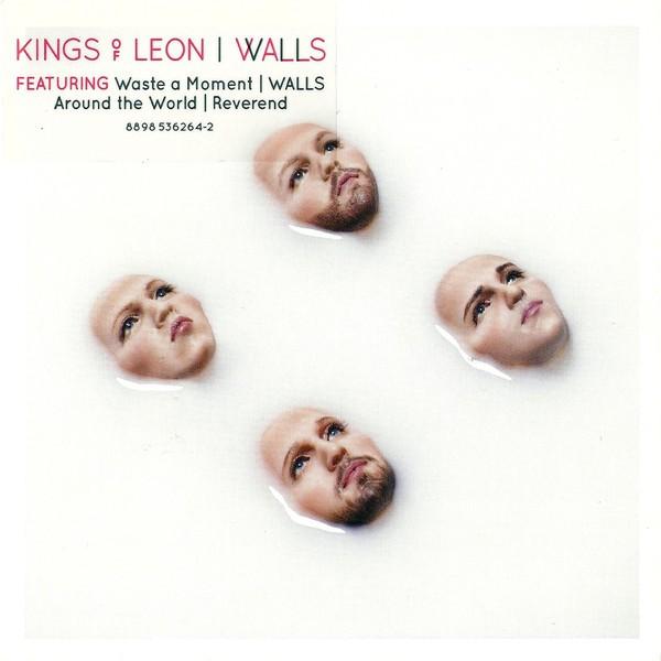 KINGS OF LEON WALLS CD