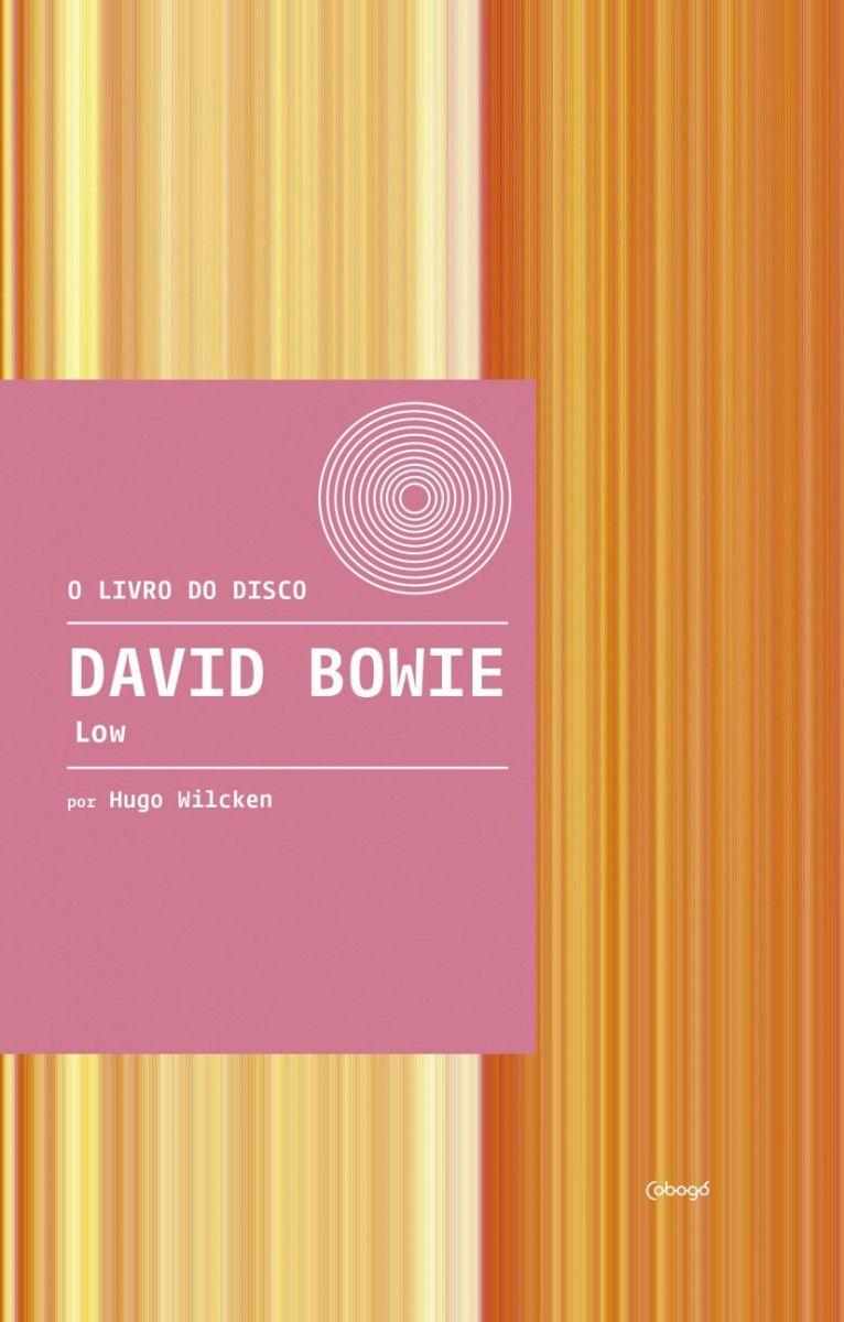 LIVRO  DO DISCO DAVID BOWIE LOW