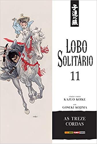 LOBO SOLITARIO VOL 11
