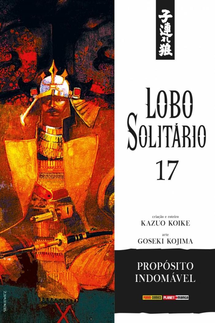 LOBO SOLITARIO VOL 17