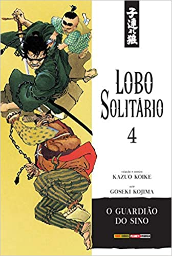 LOBO SOLITARIO VOL 4