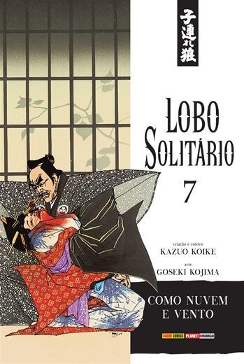 LOBO SOLITARIO VOL 7