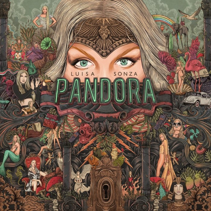 LUIZA SONZA PANDORA CD