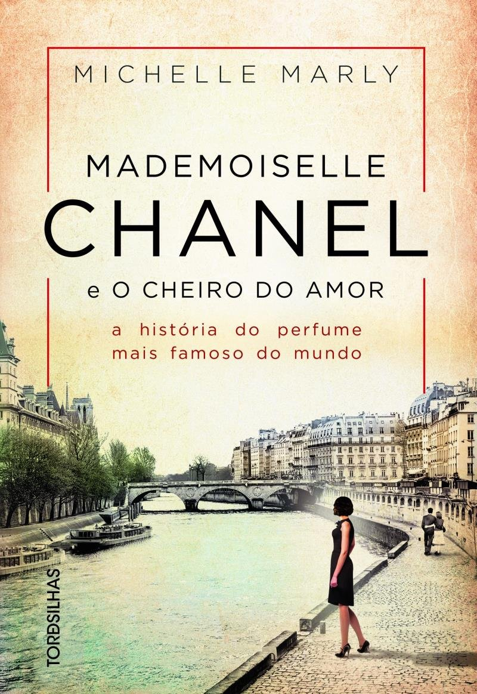 MADEMOISELLE CHANEL O CHEIRO DO AMOR