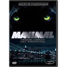 MANIMAL  TEMPORADA COMPLETA DVD