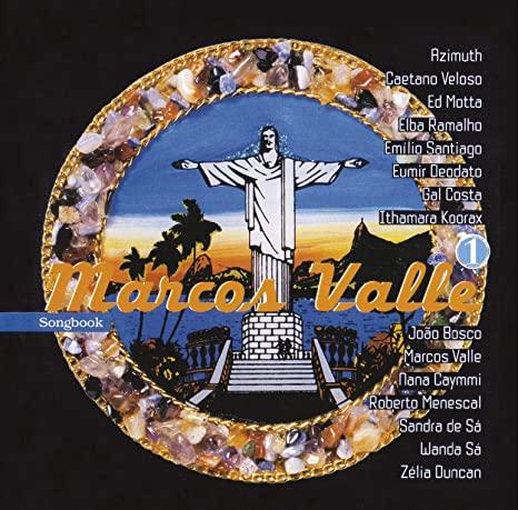 MARCOS VALLE VARIOS ARTISTAS SONGBOOK VOL. 1 CD