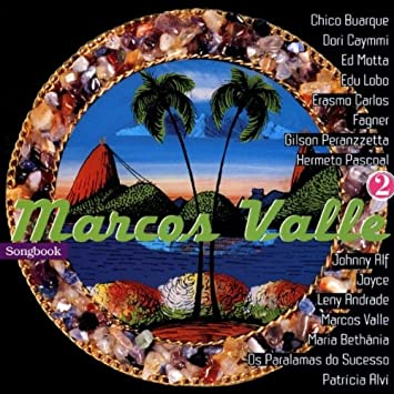MARCOS VALLE VARIOS ARTISTA SONGBOOK VOL.2 CD