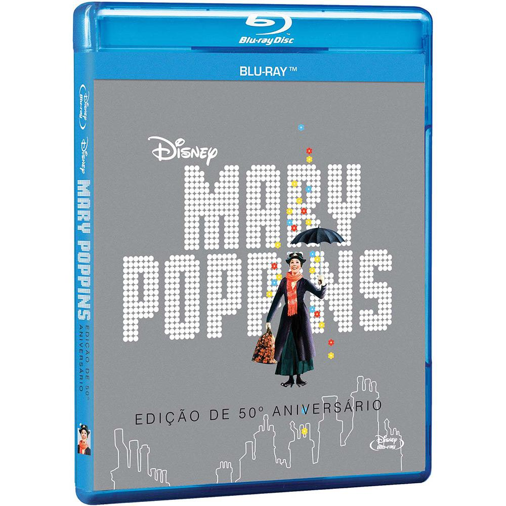 MARY POPPINS ED 50 ANIVERSARIO BLU RAY