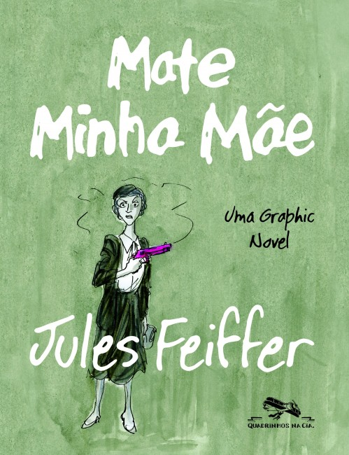 MATE MINHA MÃE