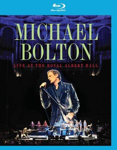 MICHAEL BOLTON LIVE AT THE ROYAL ALBERT HALL BLU RAY