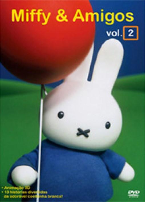 MIFFY & AMIGOS VOL 2 DVD
