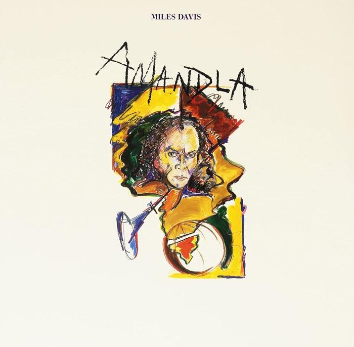 MILES DAVIS AMANDLA CD