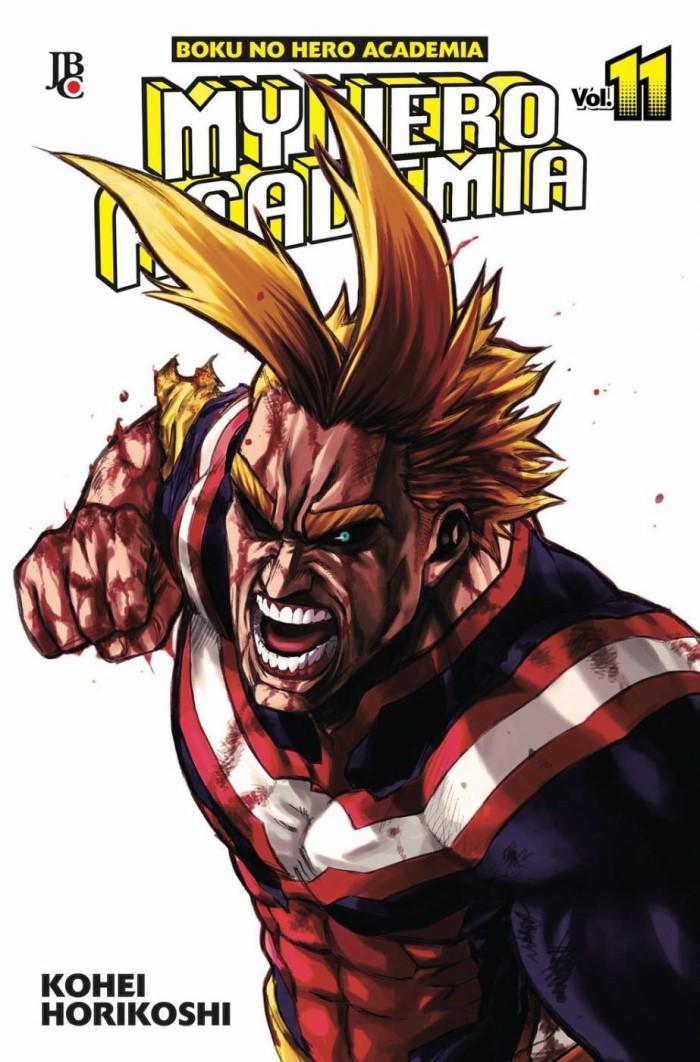 MY HERO ACADEMIA BOKU NO HERO ACADEMIA 11