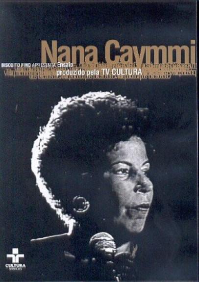 NANA CAYMMI ENSAIO TV CULTURA DVD