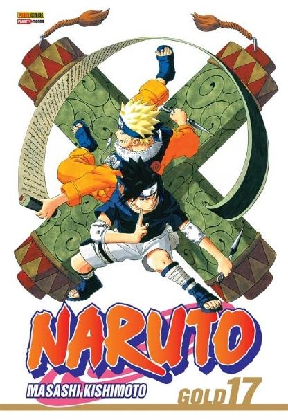 NARUTO GOLD 17