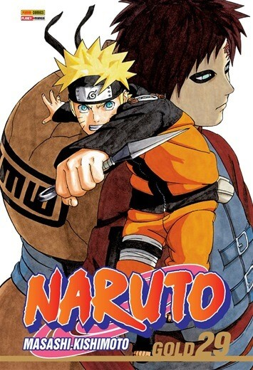 NARUTO GOLD 29