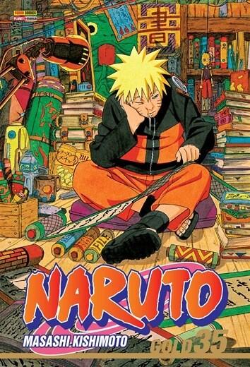 NARUTO GOLD 35