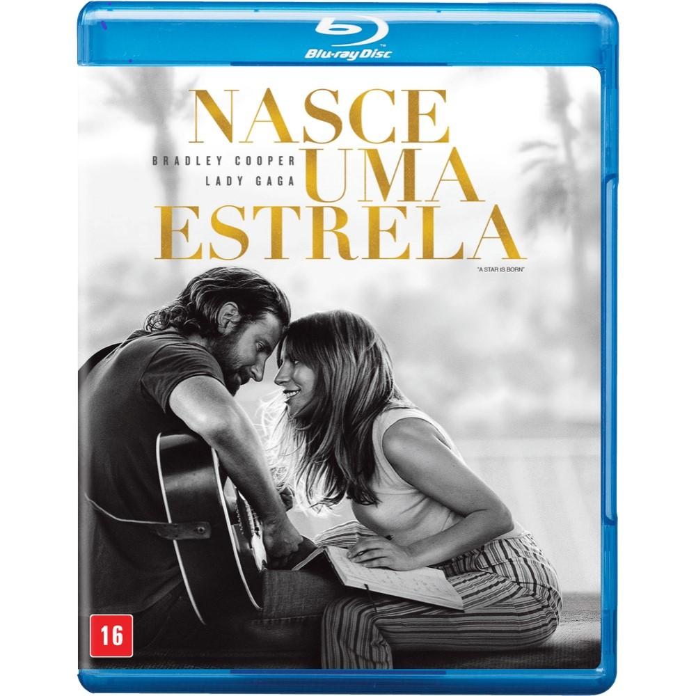NASCE UMA ESTRELA BLU RAY