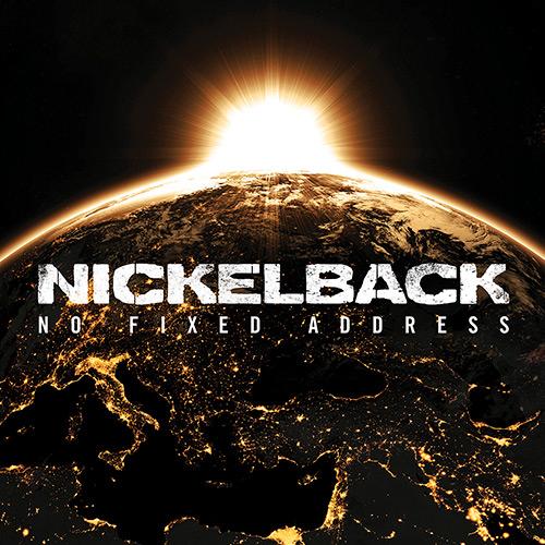 NICKELBACK NO FIXED ADDRESS CD