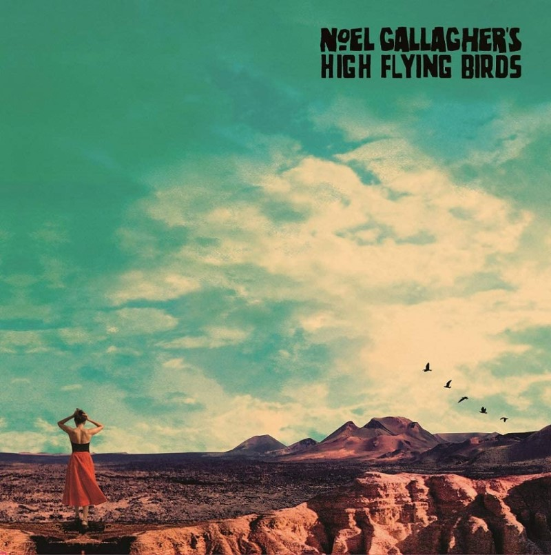 NOEL GALLAGHERS HIGH FLYING BIRDS WHO BUILT THE MOON CD