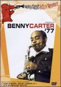 NORMAN GRANZ  JAZZ IN MONTREUX PRESENTS BENNY CARTER 77