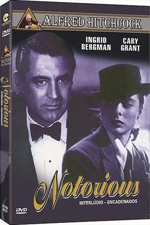 NOTORIOUS INTERLUDIO DVD