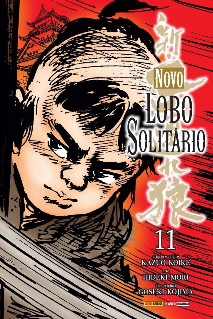 NOVO LOBO SOLITARIO VOL 11