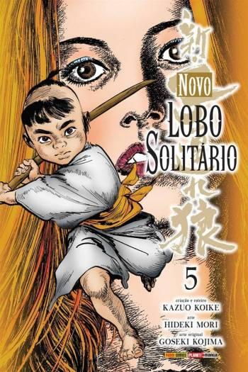 NOVO LOBO SOLITARIO VOL 5