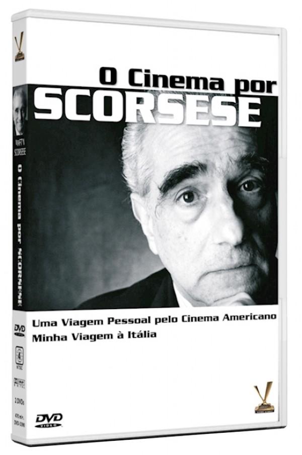 O CINEMA POR SCORSESE DVD