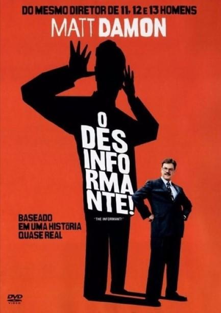 O DESINFORMANTE DVD