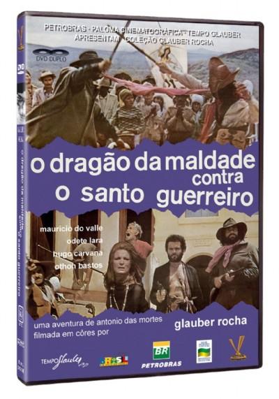 O DRAGÃO DA MALDADE CONTRA O SANTO GUERREIRO DVD