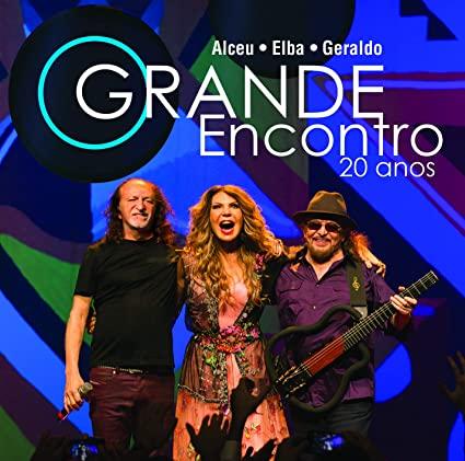 O GRANDE ENCONTRO 20 ANOS CD DUPLO & DVD