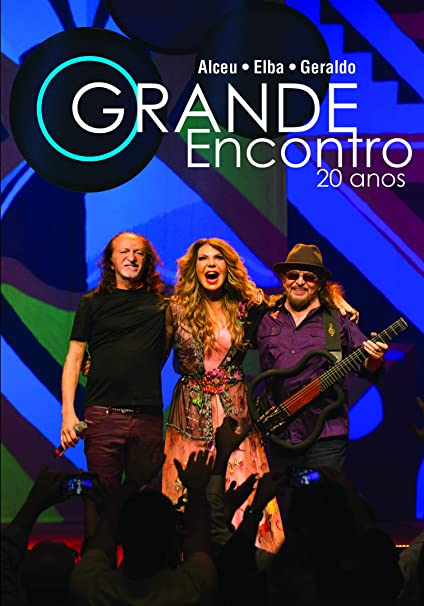O GRANDE ENCONTRO 20 ANOS DVD