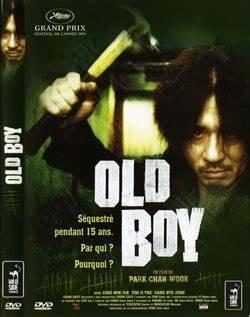 OLD BOY DVD