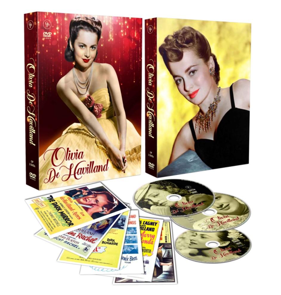 OLIVIA DE HAVILLAND DVD