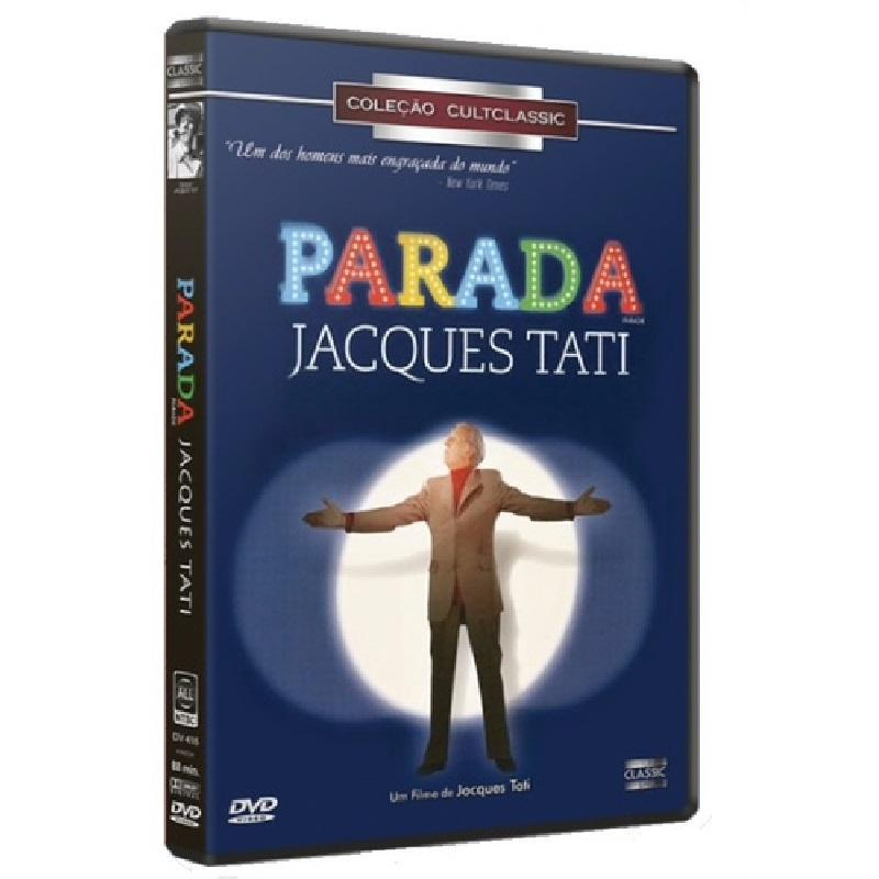 PARADA JACQUES TATI DVD